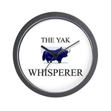 The Yak Whisperer Wall Clock