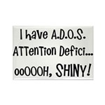I have ADOS Rectangle Magnet (100 pack)