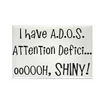 I have ADOS Rectangle Magnet (100 pack)