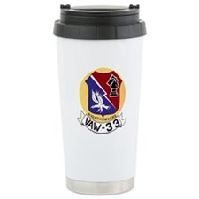 VAW 33 Nighthawks Ceramic Travel Mug