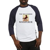The Wild Horse Whisperer Baseball Jersey