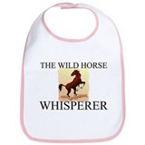 The Wild Horse Whisperer Bib