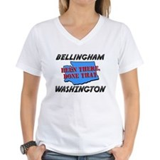 bellingham washington - been there, done that Wome