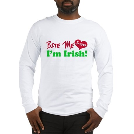 Bite Me Jasper Long Sleeve T-Shirt
