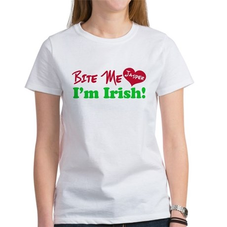 Bite Me Jasper Women's T-Shirt