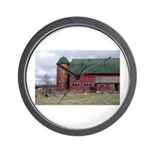 Indiana Barn Wall Clock