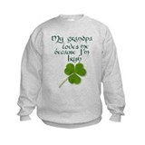 My Grandpa Loves Me Sweatshirt
