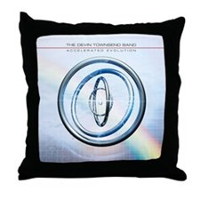 Devin Townsend Band Throw Pillow