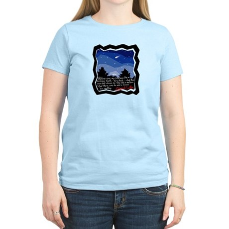 Twilight Meteor Women's Light T-Shirt