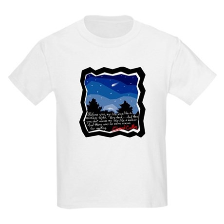 Twilight Meteor Kids Light T-Shirt