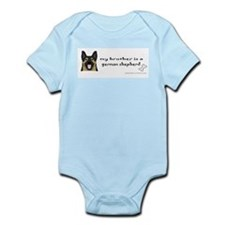german shepherd gifts Infant Bodysuit