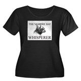 The Vampire Bat Whisperer Women's Plus Size Scoop