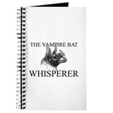 The Vampire Bat Whisperer Journal