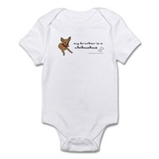 chihuahua gifts Infant Bodysuit