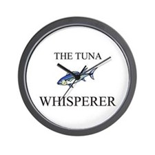 The Tuna Whisperer Wall Clock