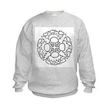 B/W Living Earth Sweatshirt