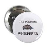 "The Tortoise Whisperer 2.25"" Button"