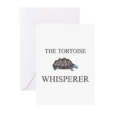 The Tortoise Whisperer Greeting Cards (Pk of 10)