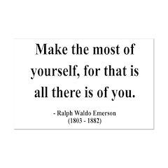 Ralph Waldo Emerson 19 Posters