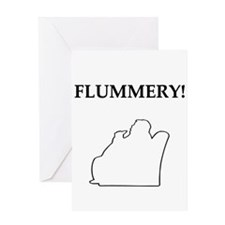 flummery Greeting Card