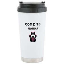 Cougar: Come to Momma Thermos Mug