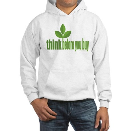 Buy Green Hooded Sweatshirt