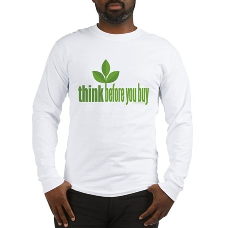 Buy Green Long Sleeve T-Shirt
