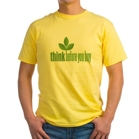Buy Green Yellow T-Shirt