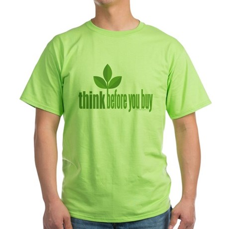 Buy Green Green T-Shirt
