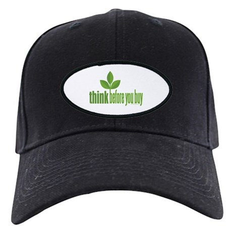 Buy Green Black Cap