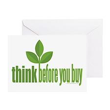 Buy Green Greeting Card