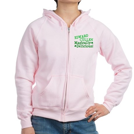 Edward Magically Delicious Women's Zip Hoodie