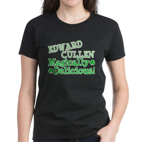 Edward Magically Delicious Women's Dark T-Shirt