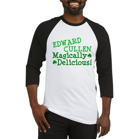 Edward Magically Delicious Baseball Jersey