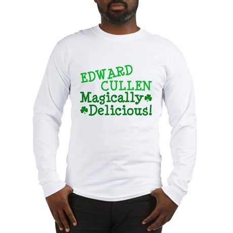 Edward Magically Delicious Long Sleeve T-Shirt