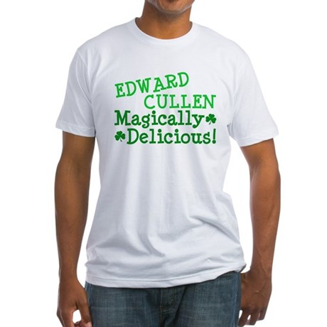 Edward Magically Delicious Fitted T-Shirt