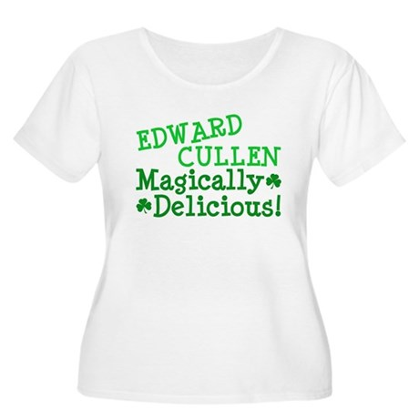 Edward Magically Delicious Women's Plus Size Scoop