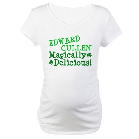 Edward Magically Delicious Maternity T-Shirt