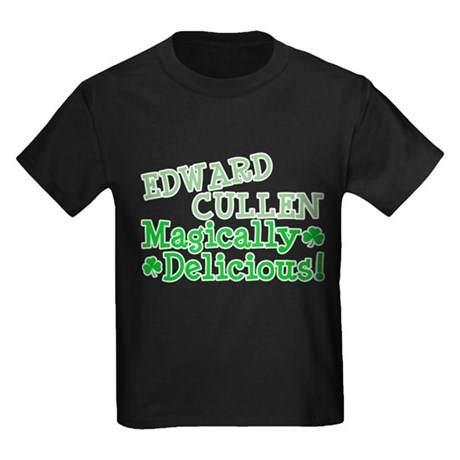 Edward Magically Delicious Kids Dark T-Shirt