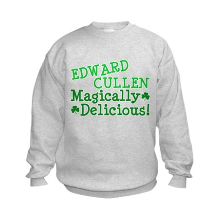 Edward Magically Delicious Kids Sweatshirt