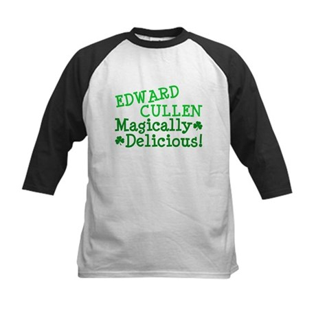 Edward Magically Delicious Kids Baseball Jersey