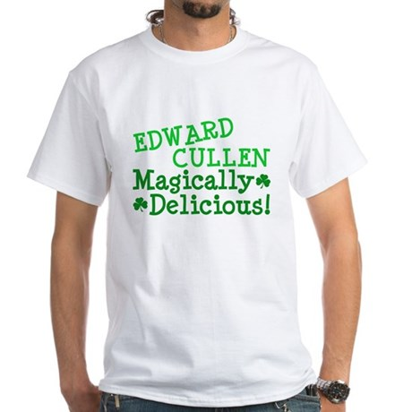Edward Magically Delicious White T-Shirt