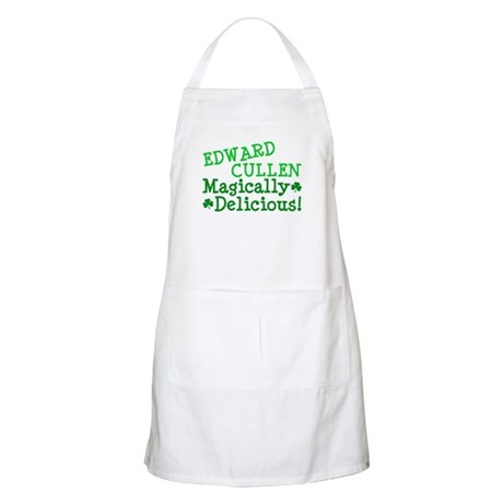 Edward Magically Delicious BBQ Apron