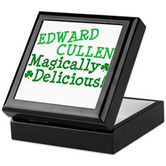Edward Magically Delicious Keepsake Box