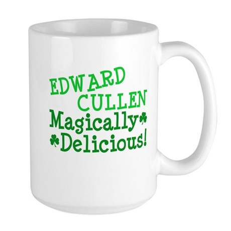 Edward Magically Delicious Large Mug