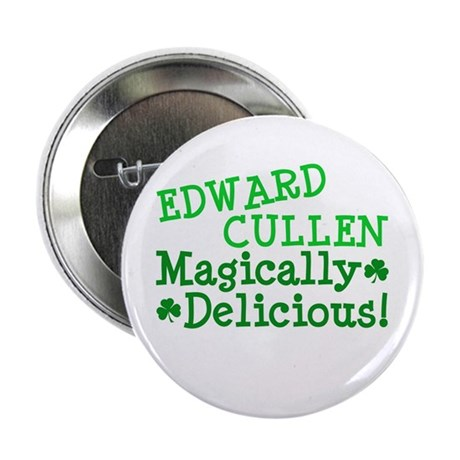 "Edward Magically Delicious 2.25"" Button (100 pack)"