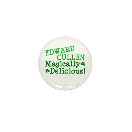 Edward Magically Delicious Mini Button