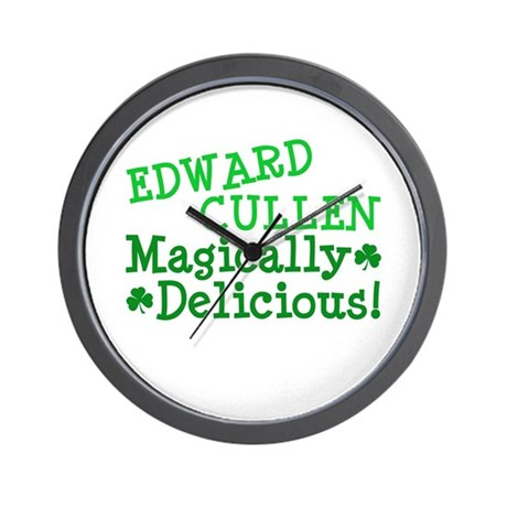 Edward Magically Delicious Wall Clock