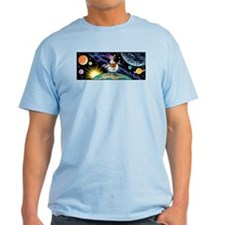 robotic pigeons from planet Z T-Shirt