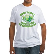 IRISH Hangover Green Beer Shirt